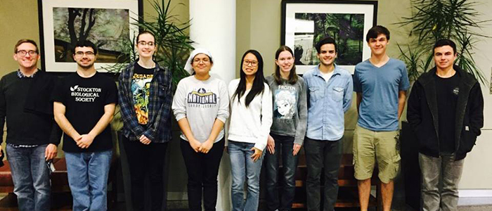 Biological Society Club at Stockton University School of Natural Sciences and Mathematics