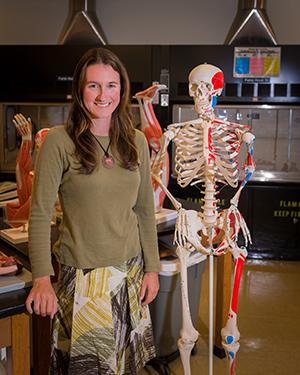 Stockton Go Portal >> Melanie Schroer - School of Natural Sciences & Mathematics | Stockton University