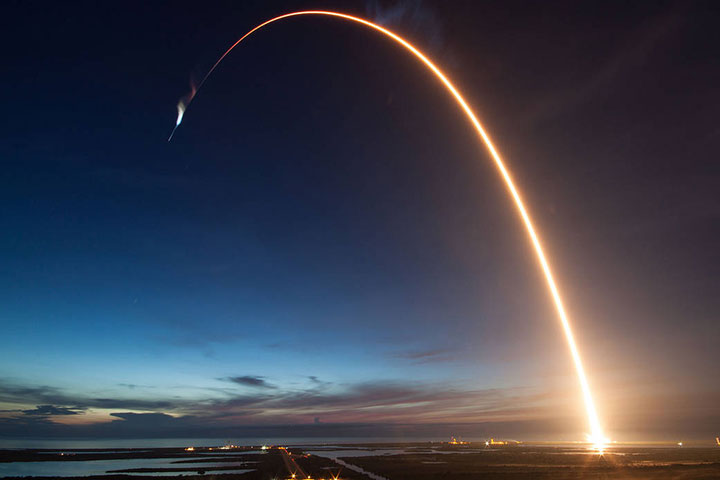SpaceX's Falcon 9 Rocket