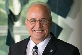 Photo of President Harvey Kesselman