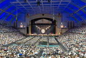 Photo of Boardwalk Hall Graduation